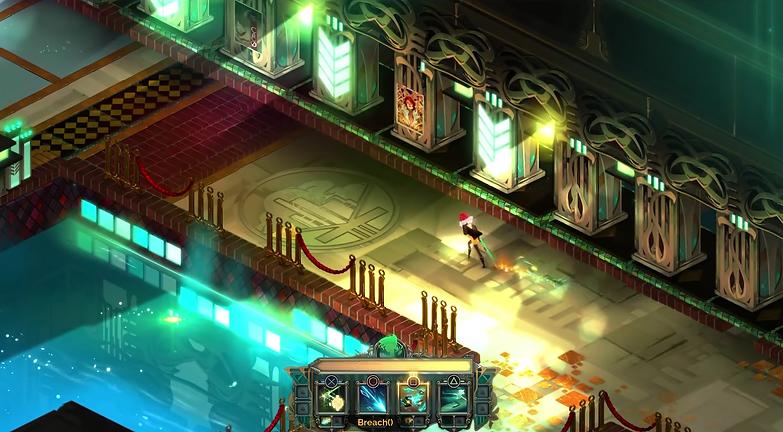 Gamificação - Como Transistor favorece a experimentação ao penalizar o jogador de uma forma inovadora