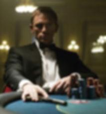 A escolha de Daniel Craig para o papel de James Bond