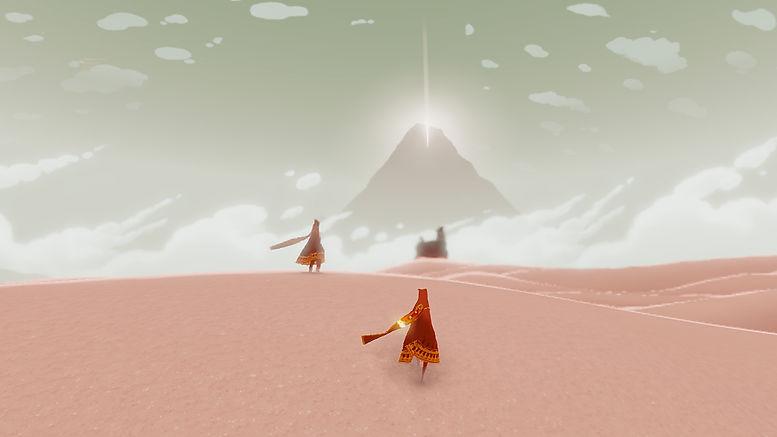 Gamificação - Como Journey deixa vários elementos de jogos mais comuns de lado e constroe uma experiência única