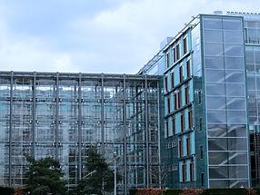 As paredes de vidro da sua empresa