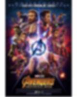 O cartaz de Os Vingadores: Guerra Infinita - tão bem planejado quanto os filmes que a marca produz