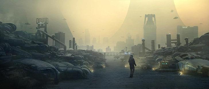 O futuro distópico de Blade Runner 2049