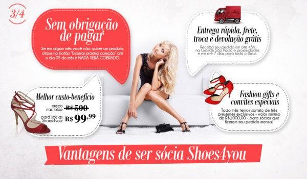 Os custos que os benefícios oferecidos pela Shoes4You trouxeram à empresa