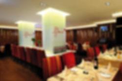 O premiado restaurante Flame na Towngas Avenue