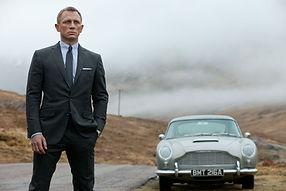 Aprendendo com os filmes - James Bond era Daniel Craig