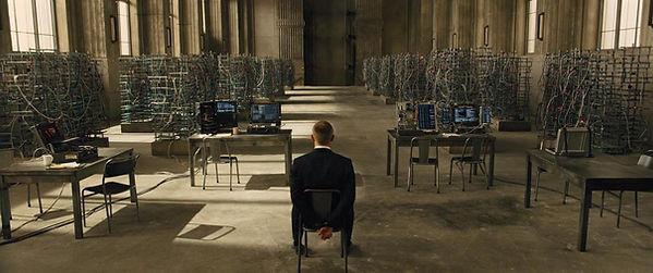 Uma lição de storytelling no encontro entre 007 e o vilão do filme Skyfall