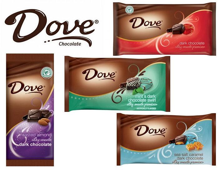 Chocolates Dove