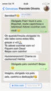 Comunicação humana e bem humorada com clientes - Whatscook
