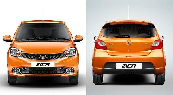 O carro Zica da Tata Motors