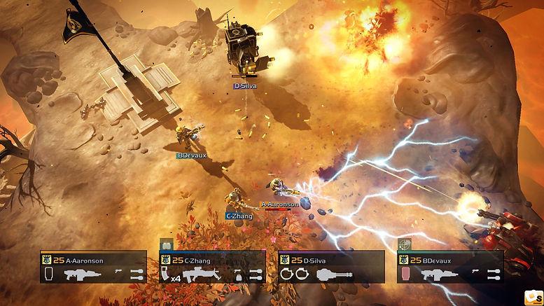 Gamificação - Como Helldivers incentiva a cooperação entre os jogadores