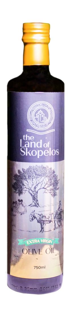 Olivenöl aus Skopelos