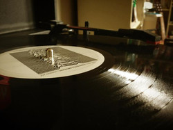 Vinyl Close Up