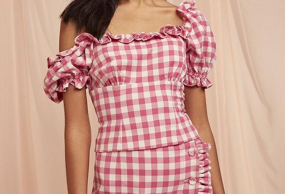 Take in bodice - Evening dress