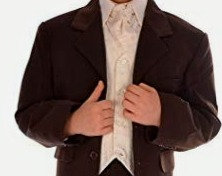 Waistcoat alterations - Pageboy