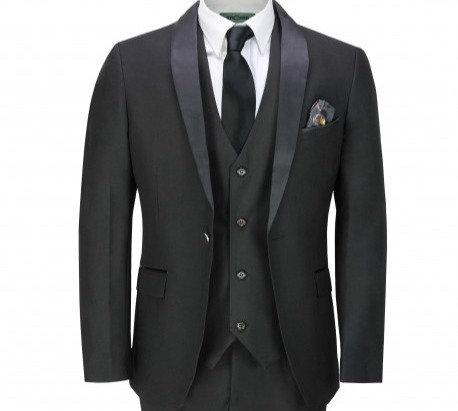 Shorten jacket sleeve - Groom/Groomsmen