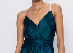 Shorten straps - Evening Dress