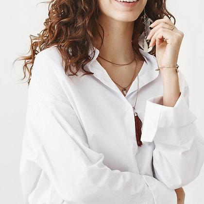 Shorten sleeves - Womens top