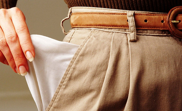 Replace pockets - Trousers