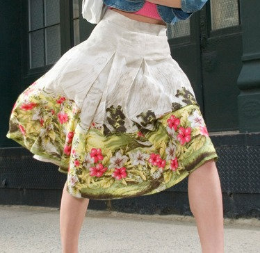 Take in / out waist - Skirt