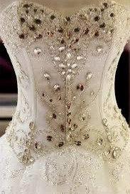 Re-beading - Bride