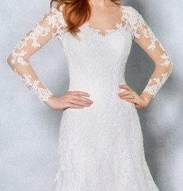 Shorten sleeves - Bride