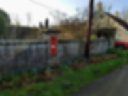 The Post Box, Great Fransham