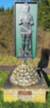 Fransham Village Sign