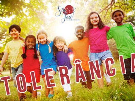 Como ensinar tolerância às crianças