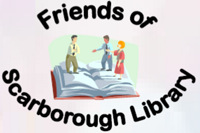 Friends of Scarborough Library logo