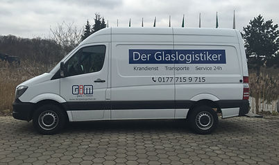 Glastransport Reff Berlin
