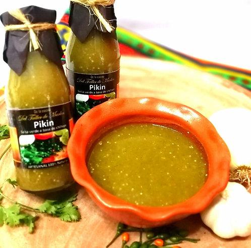 Salsa Verde con Chiltepe