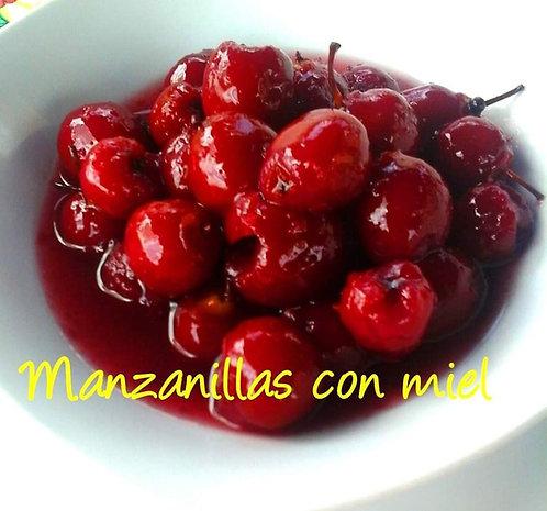 Manzanillas en Almíbar