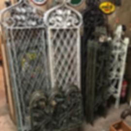 Metal Trellis Various Sizes & Colours