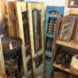 Antiques Indian Doors