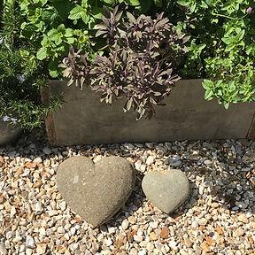 Love Heart Stones