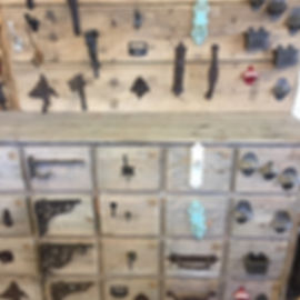 Vintage Style Hardware
