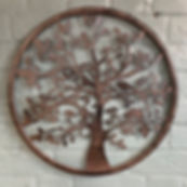Small Tree of Life Wall Art