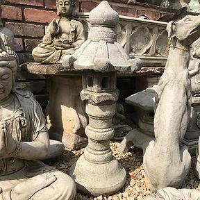 Japanese Stone Pagoda 4