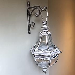 Wall Lantern & Bracket