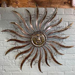 Sun Wall Art