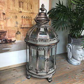 Vintage Style Lantern available in 2 sizes