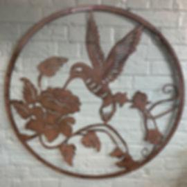Hummingbird Wall Art
