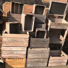 Vintaget Crates