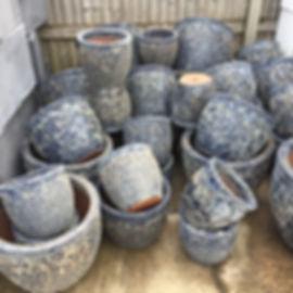 Antiques Style Pots/Planters