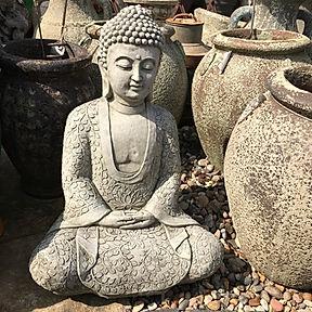 Stone Buddha 12