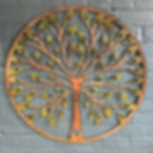 Heart Tree of Life Wall Art