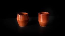 2 tasses – Collection rétro