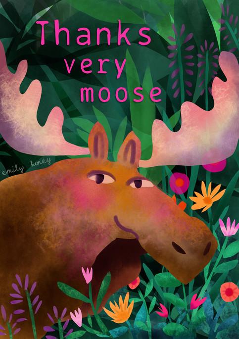 Thanks very Moose
