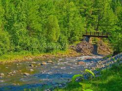 bridge over the river #2