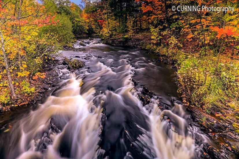 Rocky Fall River